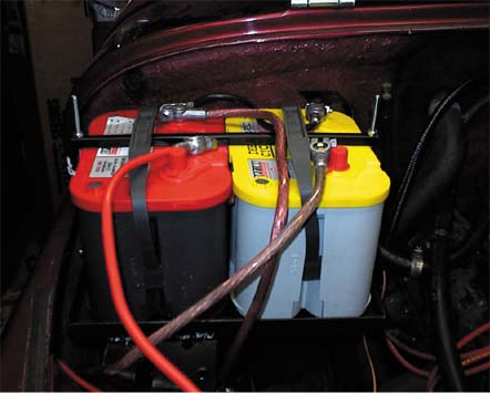 Optima Deep Cycle Battery >> Electrical - Jeep CJ7